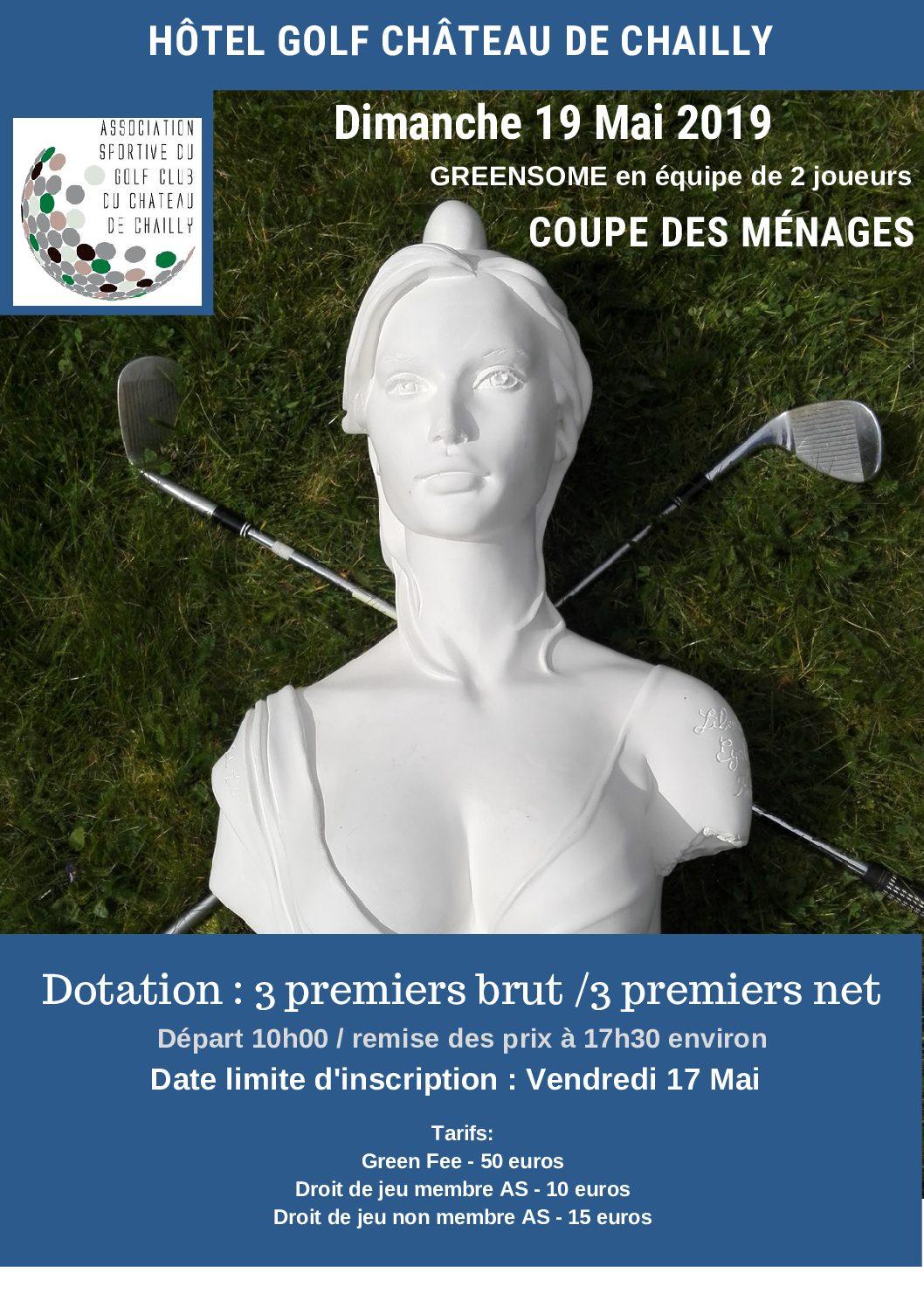 Coupe des Ménages (19 mai 2019)
