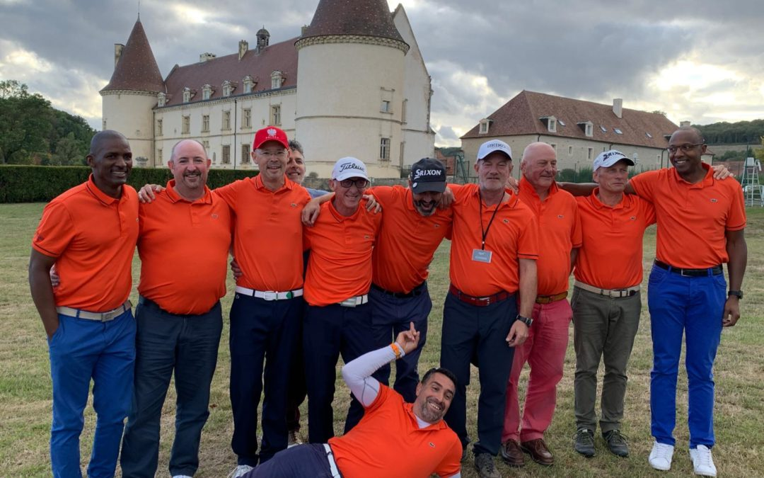 Equipe Séniors 1 à Chailly – Montée en div 3!
