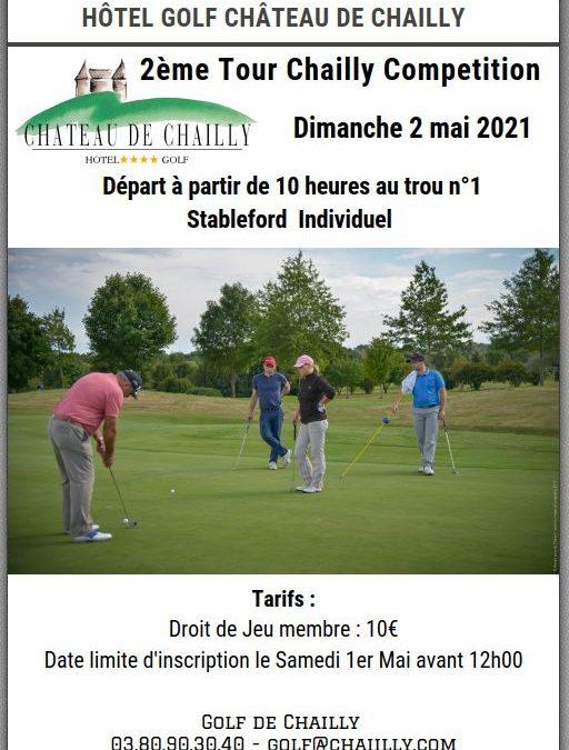 Compétition Golf – DIM 2 MAI 2021