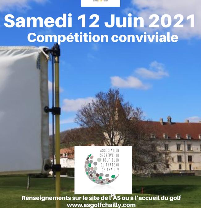 Challenge «Les samedis de Chailly»: Tour 2 le 12 juin 2021