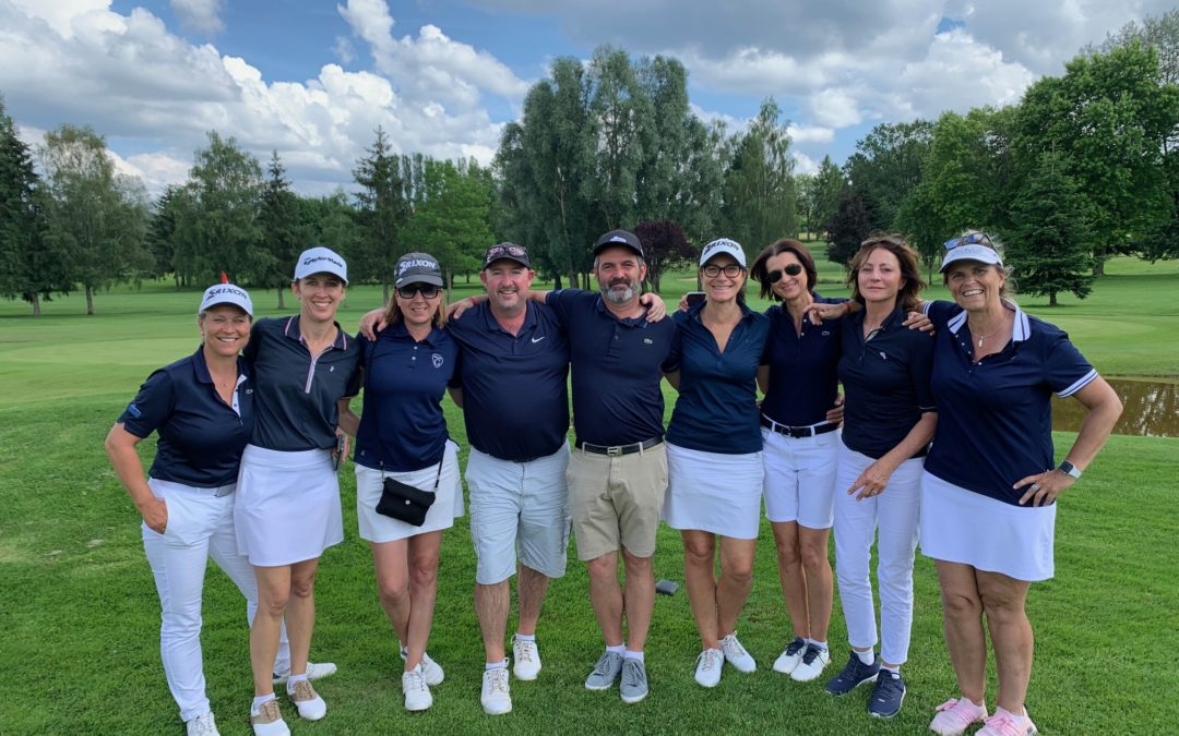 Championnat par équipes – Les Mid Am Dames en Promotion à Epinal